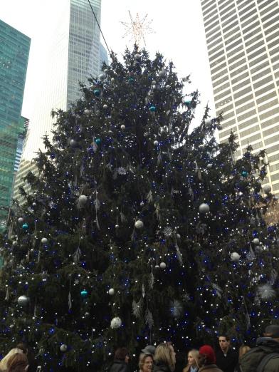 bryant park tree