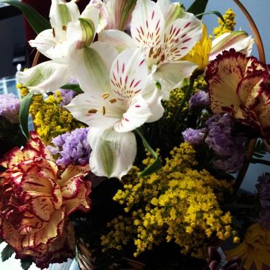 flowers from marlene