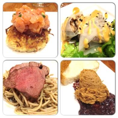 ommegang dinner 2